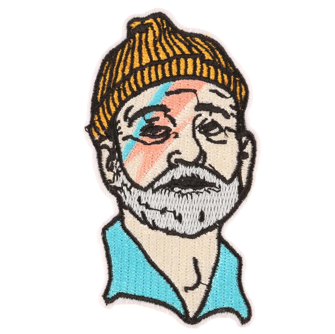10pcs Bill Murray Unicorn We Can Do It Embroidered Patches Iron On Sewing Applique Badge Clothes Patch Stickers Apparel Sewing & Fabric Home & Garden