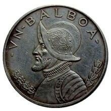 Дата 1931 1934 1947 Панама Бальбоа копия монет