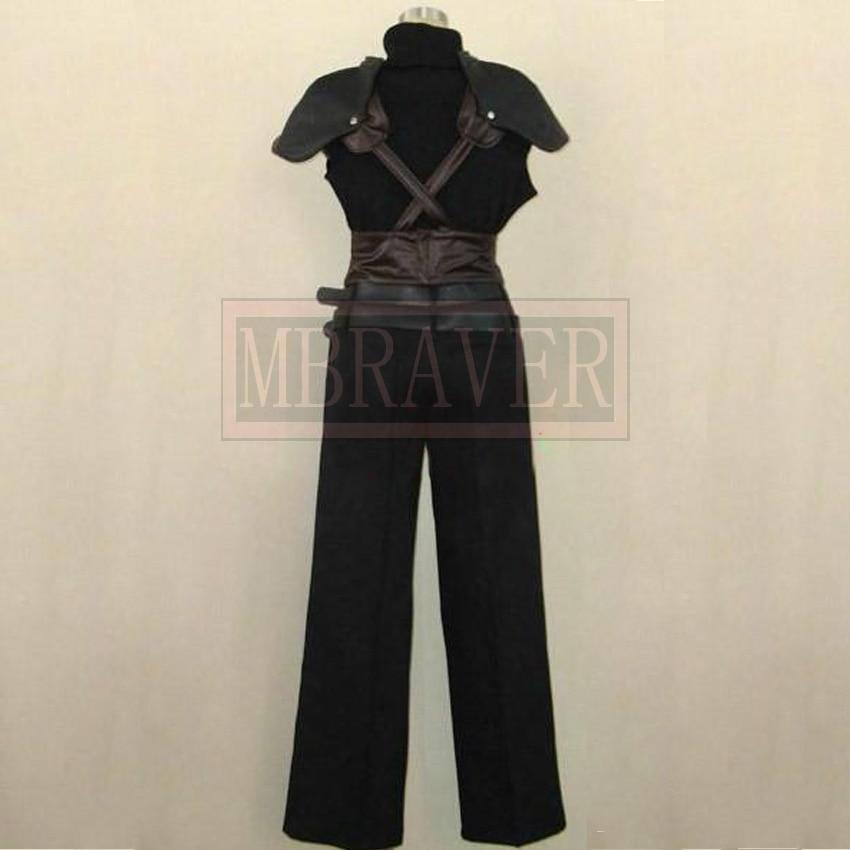 Final Fantasy 7 ZACK Cosplay Costume Custom Any Size