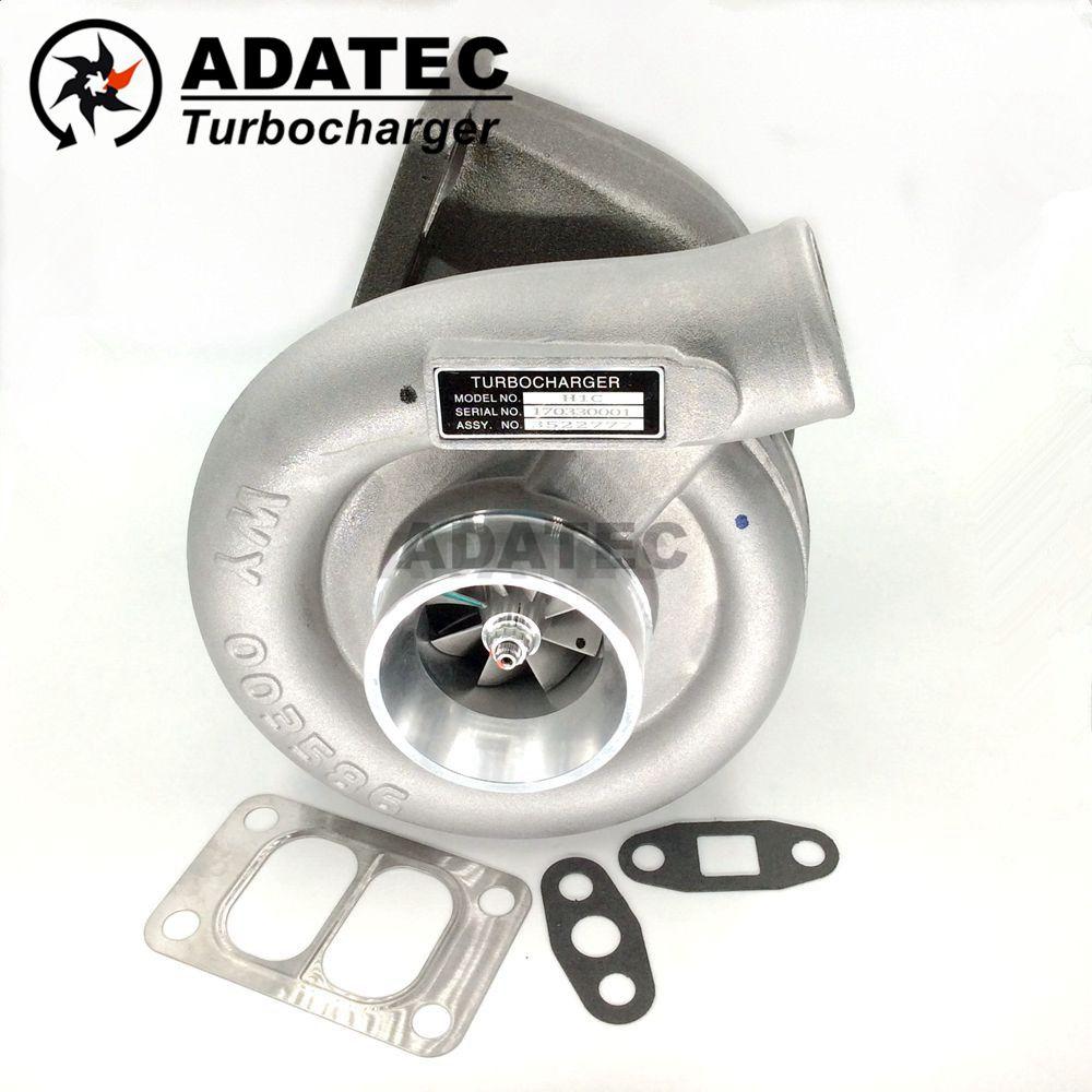 Holset Turbo H1C 1240544H91 Turbocharger 3802115 3802289 3907026 Turbine 3522778 3522777 For Cummins Diverse 5.9L 6T - 6BTA