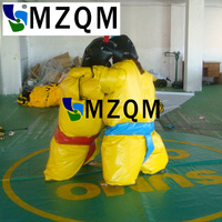 MZQM free shipping Entertainment Sumo Suit 1.8m sports games sumo suit for hot sale adult