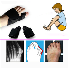 3Pair Foot Care Soft Bunion Corrector Toe Separator Splint Correction System Medical Device Hallux Valgus Pedicure Orthotics