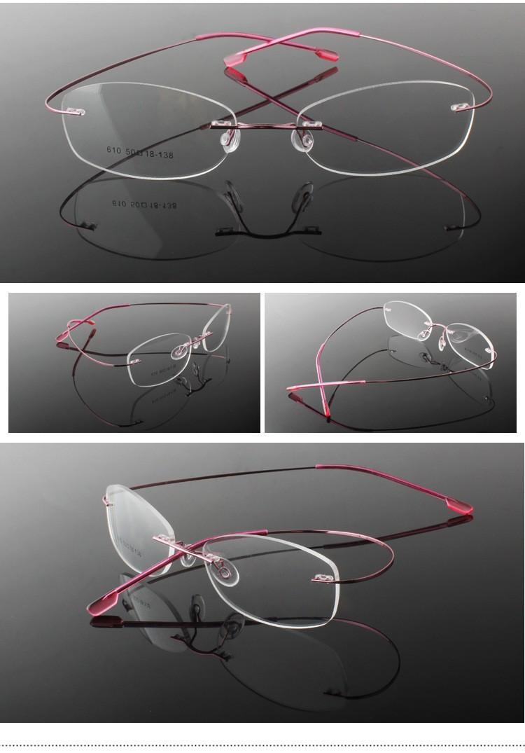 rimless optical glasses (16)