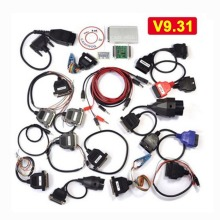 Top Rated Carprog V9.31 Carprog With All Software Activated and All 21 Adapters Professional Car Prog Programmer LR10