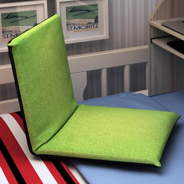 Sofá perezoso cama individual plegable tatami sofá silla MESA DE ...