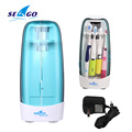 SEAGO Dental Care Family UV Toothbrush Sanitizer Toothbrush Holder UV Light Sterilizer Box ( DC Adapter INCLUDED ) SG129