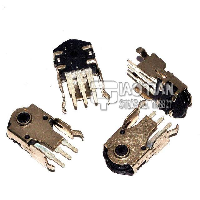 US $3 36  Free Shipping! 11MM Encoder/Mouse Scroll Wheel Encoder/Switch  Accessories(20PCS/Lot)-in Potentiometers from Electronic Components &  Supplies