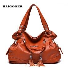 2017 New Female Bags High Quality PU Leather Lady Casual Fashion Soft Bag Women Messenger Bag Shoulder Handbags crossbody bag