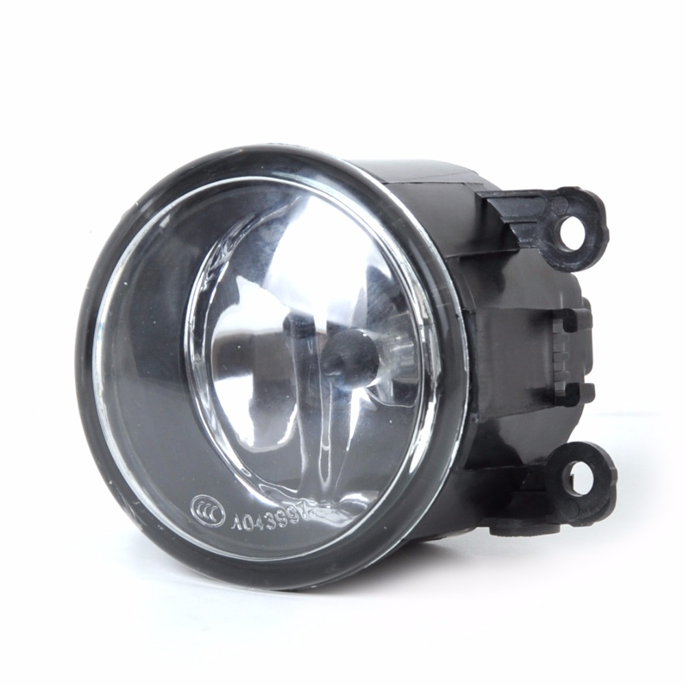 DWCX 4F9Z15200AA Right Left Side Fog Light Lamp For Acura RDX Honda CRV Ford Focus Lincoln Subaru Outback Nissan Suzukis Swift beler fog light lamp h11 female adapter wiring harness sockets wire connector for ford focus fiesta acura nissan honda subaru