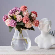 Bouquet 5 Head Wedding Artificial PeonyHome/Wedding/Marrige/Party Decoration Flower Decorative  Flowers