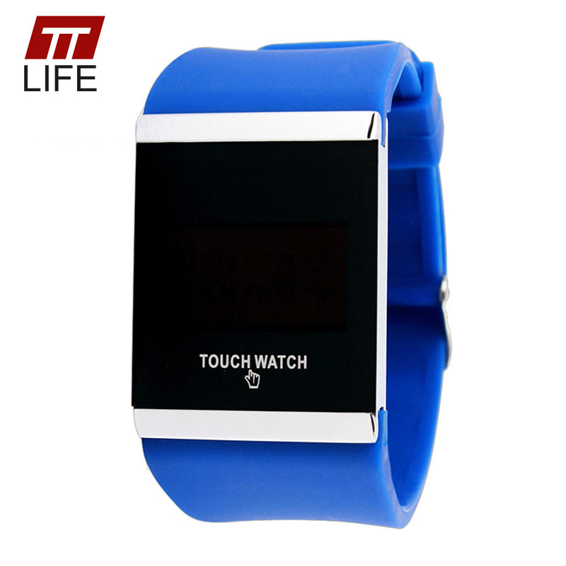 TTLIFE Hot Sale Promotion Fashion LED Watch for Ladie &