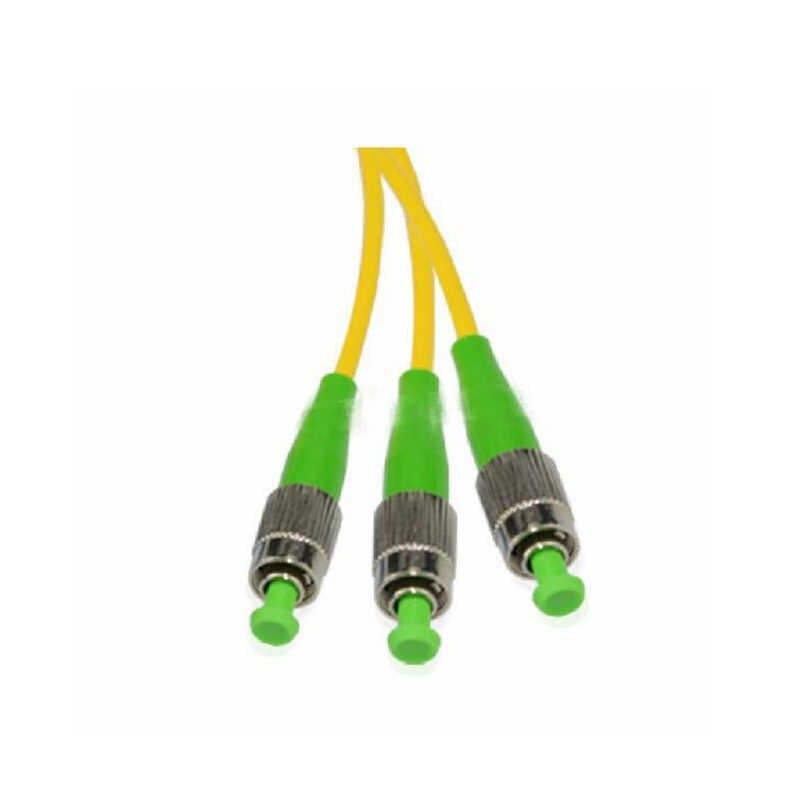 最高価格 FC APC PLC 1 × 2 繊維光スプリッタ PLC 1 × 2 FC APC ミニシングルモード 1260-1650nm FBT 光スプリッタ光ファイバカプラ