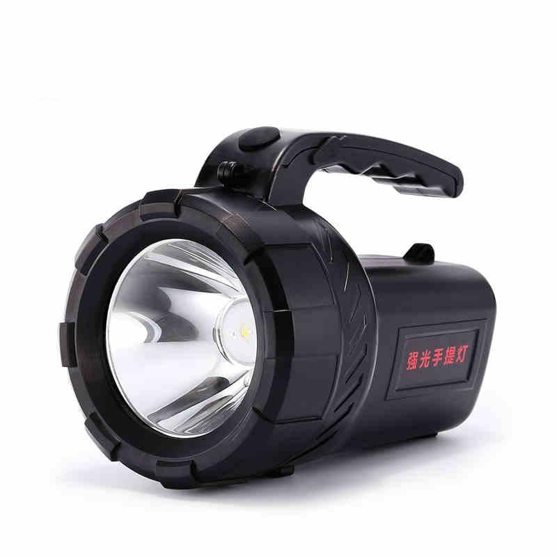 ᗗFlashlight Led Lantern searchlight ᐂ 18650 18650 torch ...