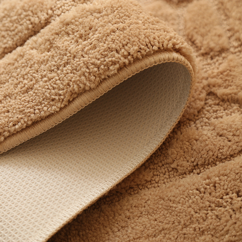 Tapis antidérapant pour salon porte décorative tapis salle de bain tapis de sol tapis absorbant l'eau tapis de cuisine tapis chambre