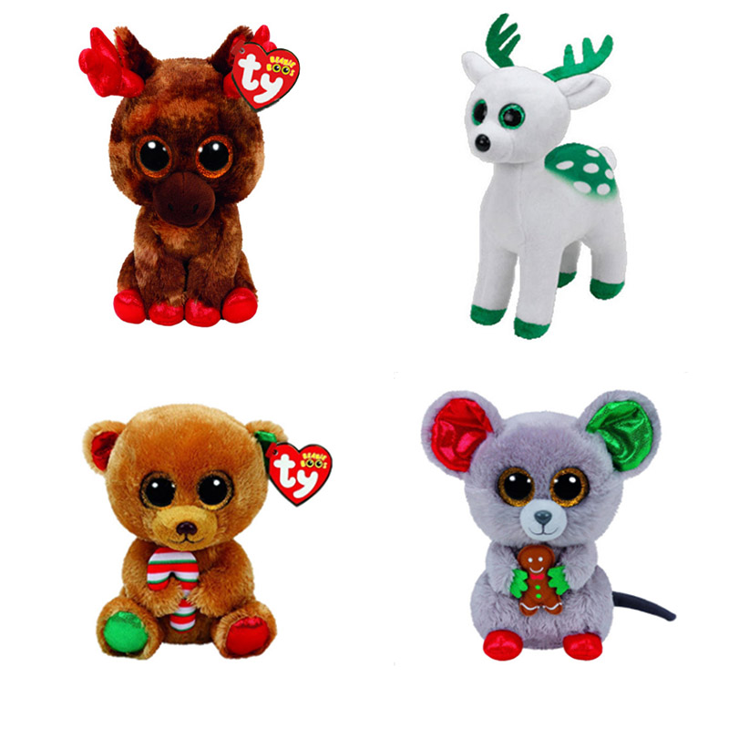 7b20f3641c9 Detail Feedback Questions about Christmas Ty Beanie Boos6 15cm ...