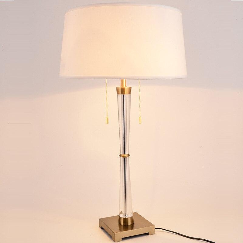 2017 TUDA LED Tischlampen Fr Wohnzimmer Schlafzimmer Kristall Lampen Lampe Kreative Mode Studie