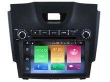 Android 6.0 CAR Audio DVD player FOR CHEVROLET LTZ 2013/ISUZU D-MAX gps Multimedia head device unit receiver BT WIFI