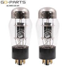 PSVANE UK 6SN7 Vacuum Tubes Replace 6N8P CV181 For Vintage Hifi Audio Tube Amplifier DIY New Matched Pair  GD PARTS