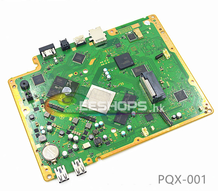 Original MotherBoard Main Board PQX-001 for Sony PlayStation 3 PS3 4000 CECH-400X Console Version 4.53 or Later Replacement