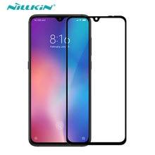 Per Xiaomi Mi 9 Protezione Dello Schermo di Vetro Nillkin CP + 2.5D Pieno di Colla di Vetro Temperato Per Xiaomi Mi9 Lite Mi 9T Pro