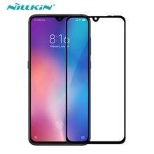 Xiaomi mi 9ガラスnillkin cp + 2.5Dスクリーンプロテクターフル接着剤強化xiaomi Mi9 lite mi 9tプロ