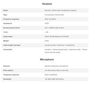 Image 5 - Kingston HyperX سحابة ستنغر الأذن سماعات هيئة التصنيع العسكري Steelseries سماعة الألعاب مع ميكروفون للكمبيوتر PS4 Xbox المحمول