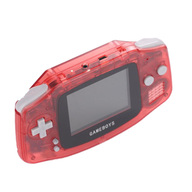 RS 5 רטרו נייד מיני כף יד משחק קונסולת מובנה 400 משחקים קלאסיים 8 קצת 3.0 אינץ צבע LCD משחק נגן