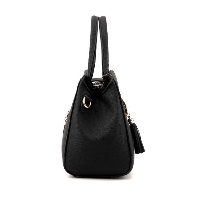 Fashion Medium Women Bag Shoulder Bags Casual Women Messenger Bags Young Women Leather Handbags Design Female Tote Bag Bolsas