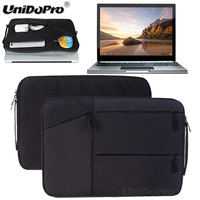 Unidopro Notebook Sleeve Briefcase For Samsung Chromebook Plus Laptop Mallette 12 3 XE513C24 K01US Handbag Carrying