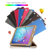 SD Mediapad T2 10 0 Pro Tablet Stand PU Leather Cover Protective Case For Huawei MediaPad
