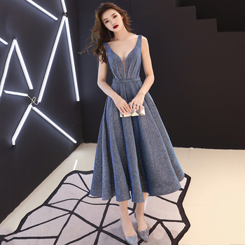 db20303e50 Fucsia Bling vestidos Dubai largo de hombro árabe Noche Vestidos Fiesta  2018 elegante oro lentejuelas vestido