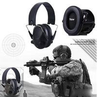 Foldable Headband TAC 6s Anti Noise Tactical Headset Sport Hunting Earmuff Headphone NO22 Dropship