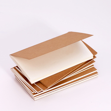 Vintage Traveler's Notebook Kraft Refill Inner Core Page Page