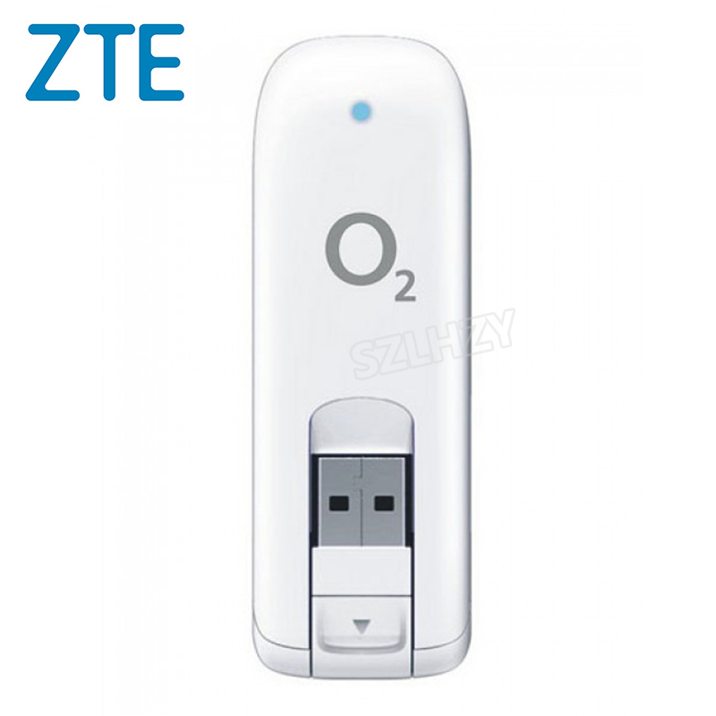 4G 100Mbps Unlocked ZTE MF821D 4G LTE FDD USB Modem with SIM card slot and Micro SD card slot PK HUAWEI  E8372 xiaomi(China)