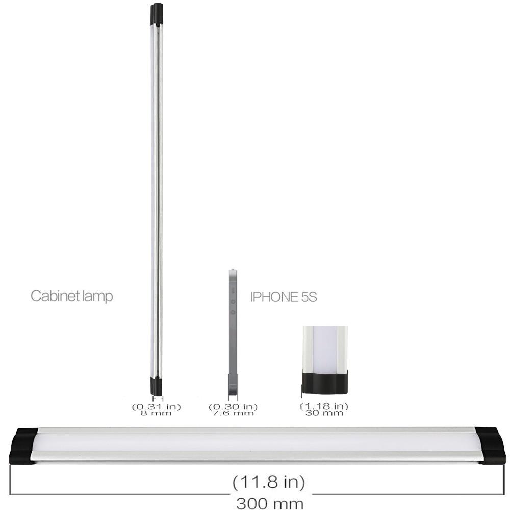 DMXY LED-szalag 110-240V SMD2835 meleg fehér / daylihgt 4 * 0,3M * - LED Világítás - Fénykép 3