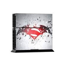 Batman vs Superman PS4 Skin Sticker Cover