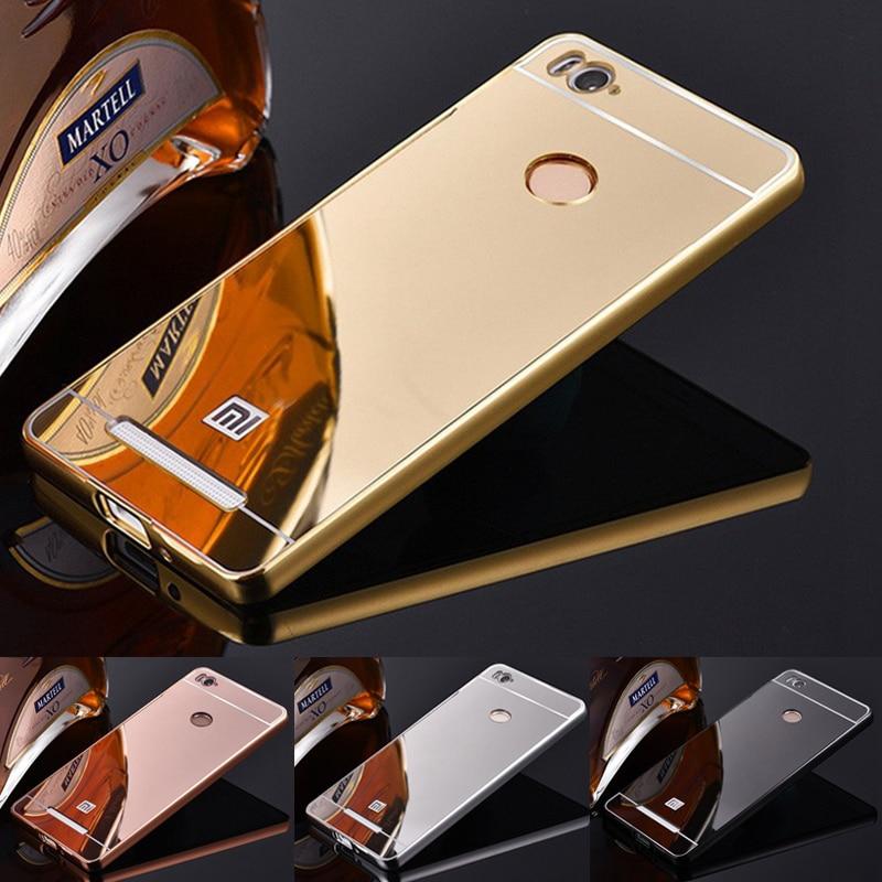 promo code df411 25f81 US $2.55 |For Xiaomi Redmi 3S Case Aluminum Metal Bumper PC Back Cover Case  For Xiaomi Redmi 3 S Pro / Redmi 3S Pro Phone Cases Capa Coque-in Phone ...