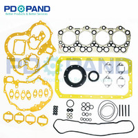 4D30 4D31 Engine Overhaul Rebuilding Gasket Kit for Mitsubishi Canter Rosa Bus EXCAVATOR DH450 3.3D