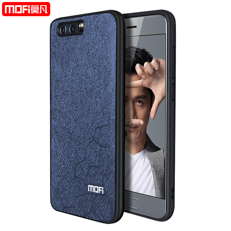 Mofi For Huawei honor 9 case leather back cover for honor 9 case silicon original for huawei honor9 case TPU fundas capa 5.15