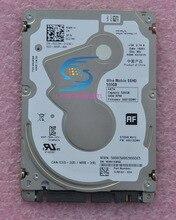 free EMS, 5mm 500GB serial thin 2.5 inch notebook hard drive ST500LX012-SSHD-8GB