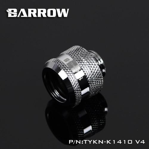 Carrow TYKN-K1410V4, accesorios de tubo duro OD14mm, adaptadores G1 / - Componentes informáticos - foto 4