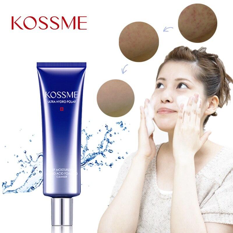 Aminosäure Blase Feuchtigkeitsspendende Gesichts Poren Reiniger Gesicht Waschen Produkt Gesicht Hautpflege Anti-Aging-Falten behandlung Reinigung