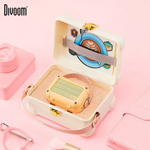 лучшая цена Divoom Macchiato Portable Wireless Bluetooth Speaker With FM Radio TWS Function Support IOS And Android System Have Gift Package