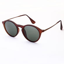 50e5056d414a8 Bolo. ban 4243 EriKa clássico óculos de sol redondos mulheres 49mm espelho  lente de vidro óculos de sol oculos de sol Gafas ócul.