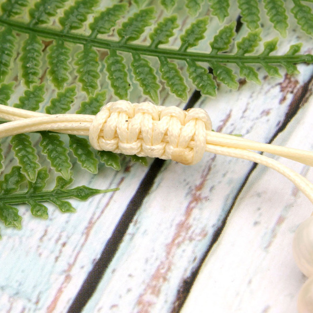 10mm Handmade Freshwater Natural Shoushan Stone Bracelet