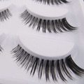 Hot Newest 5 Pairs Thick False Eyelash Soft Long Party Wedding Makeup Eye Lash Extension