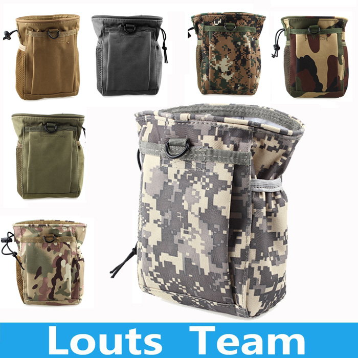 New Large Capacity Waist Molle Military Tactical A...