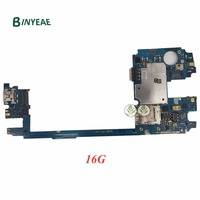 BINYEAE Original D855 Main Motherboard 16GB Replacement For LG G3 D855 Logic Board Unlocked Can Change