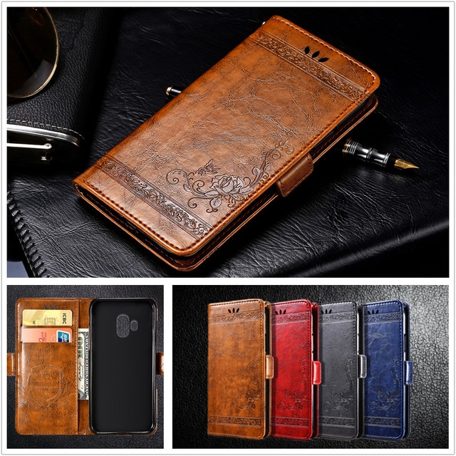 Top Luxury Leather Case For Homtom HT70 / HT 70 6.0 inch Cellphone Wallet Flip Cover Case Housing Mobile Phone Shell