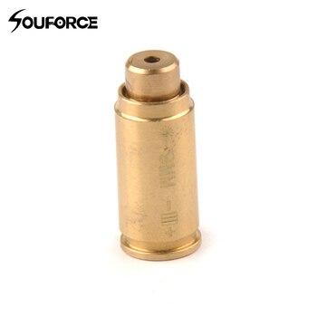 9 мм картридж медный красный лазерный прицел для охоты